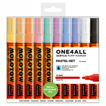 ONE4ALL™ 227HS Pastel-Set