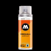 ONE4ALL™ UV-Clear Coat Acrylic PU waterbased 400ml