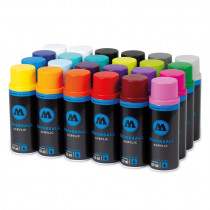 COVERSALL™ WATER-BASED 24 COLOR PACK