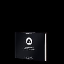 MOLOTOW™ Blackbook DIN A5 (quer)