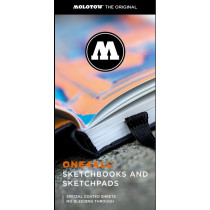 ONE4ALL™ SKETCHBOOKS AND SKETCHPADS flyer