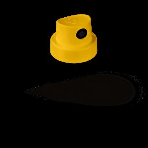 "Fat Cap ""Yellow"" (yellow/black)"